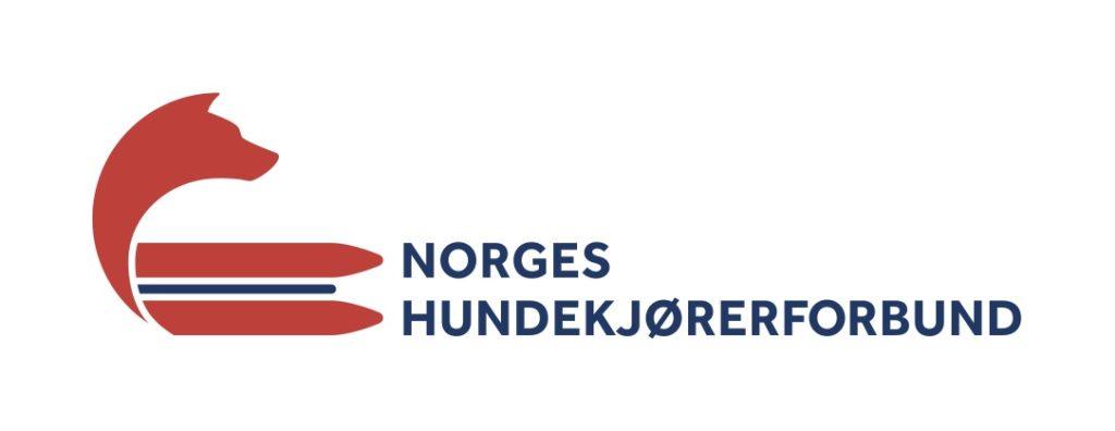 Logo Norges hundekjørerforbund