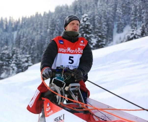 SE OPP FOR JIMMY: Jimmy Pettersson har knallsterke plasseringer i andre langdistanseløp de siste årene. Nå skal han prøve seg på Finnmarksløpet for aller første gang.