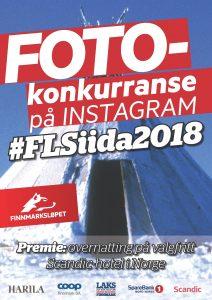 Bli med på fotokonkurranse på Instagram og vinn hotellovernatting!