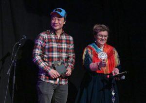 Andre Bjørnstad vant veterinærprisen på FL-500 i 2019. (Foto: Marit L. Abrahamsen)