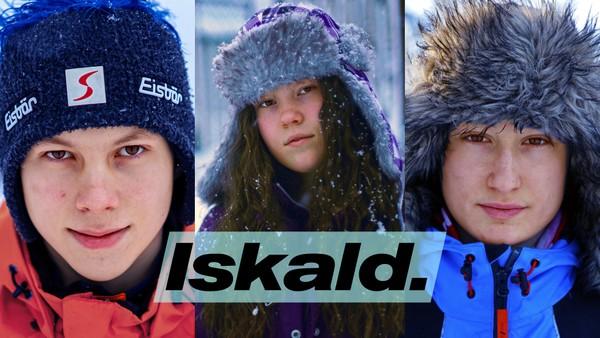 Ole, Mariell og Espen skal kjøre FL-junior